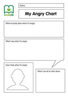 Free My Angry Chart by BookLife