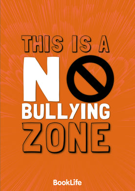 Free No Bullying Zone Poster by BookLife