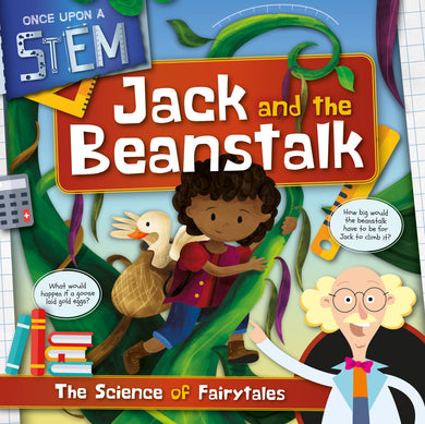 Once Upon A STEM: Jack and the Beanstalk e-Book