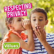 Load image into Gallery viewer, Our Values: Respecting Privacy e-Book