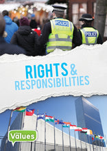 Load image into Gallery viewer, Our Values: Rights and Responsibilities e-Book