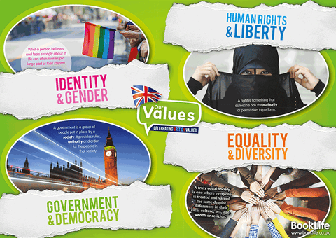 British Values Key Stage 2