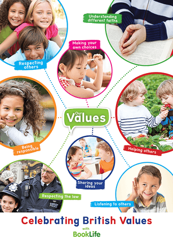 Free 'Celebrating British Values' Poster