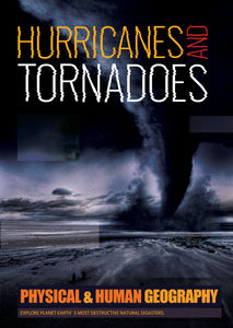 Physical and Human Geography: Hurricanes and Tornadoes e-Book