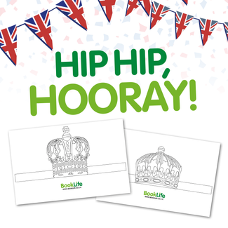 Free Resource - Queen's Birthday Crown