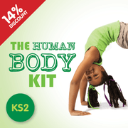 The Human Body (KS2) by BookLife