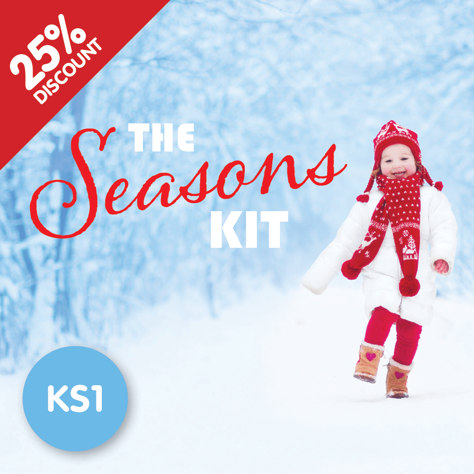 Seasons (KS1) by BookLife