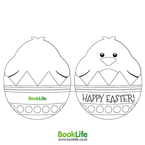 Free Resource - Downloadable Easter Card