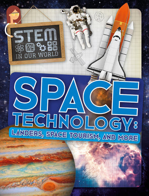 STEM In Our World: Space Technology e-Book