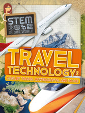 Load image into Gallery viewer, STEM In Our World: Travel Technology e-Book