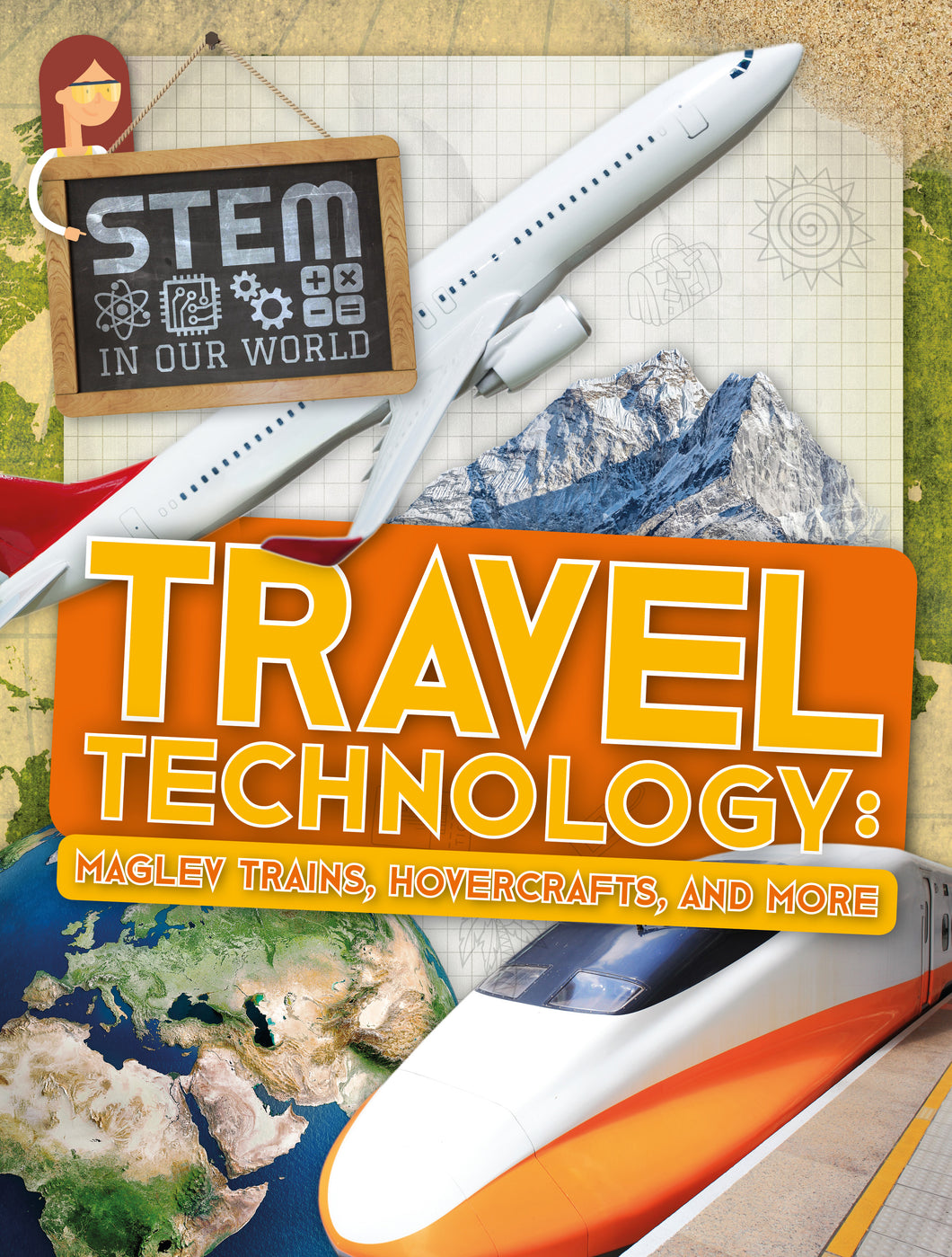 STEM In Our World: Travel Technology e-Book