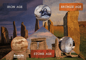 Stone, Bronze & Iron Age Poster by BookLife