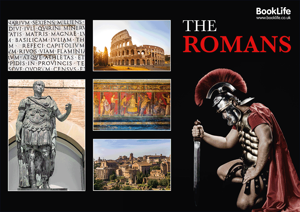 The Romans Poster by BookLife