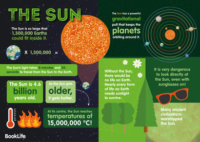 Free Sun Poster by BookLife