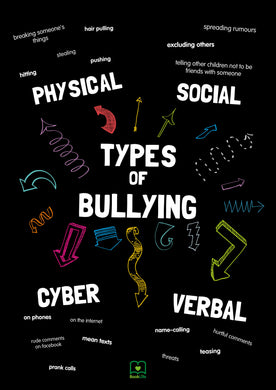 Free Types of Bullying Poster by BookLife