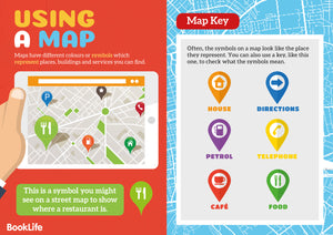 Free Using A Maps Poster by BookLife