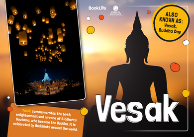 Vesak Poster by BookLife