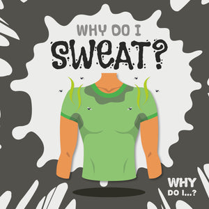 Why Do I Sweat? e-Book
