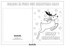 Load image into Gallery viewer, Colour In Christmas Cards