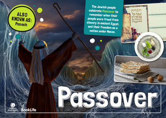 Passover Poster by BookLife