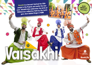 Vaisakhi Poster by BookLife