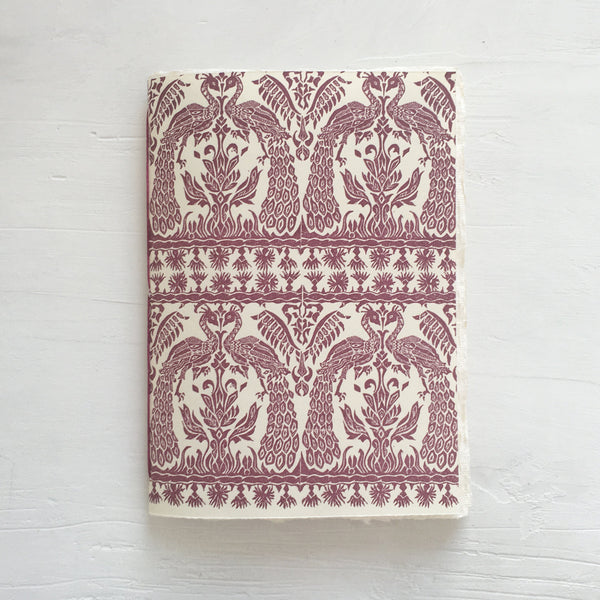 Ornate Purple Sketchbook