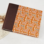autumnal-small-photo album-traditional-handmade-london