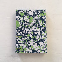 Marbled Coptic Notebook