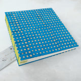 spot-coptic-album-cover-exposed stitch-handmade-the idle bindery
