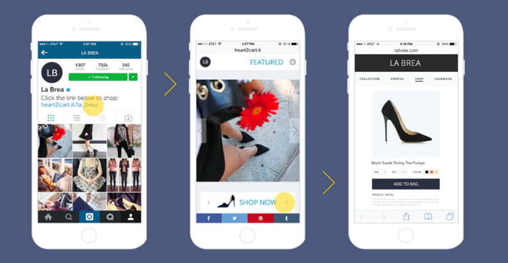 Instagram Shoppable Shopify
