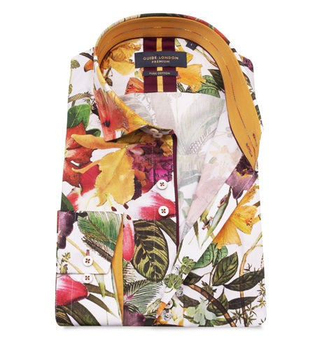 Guide London Tropical Floral Shirt