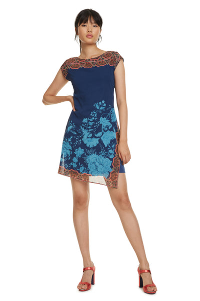Desigual Side Opening Dress Reset