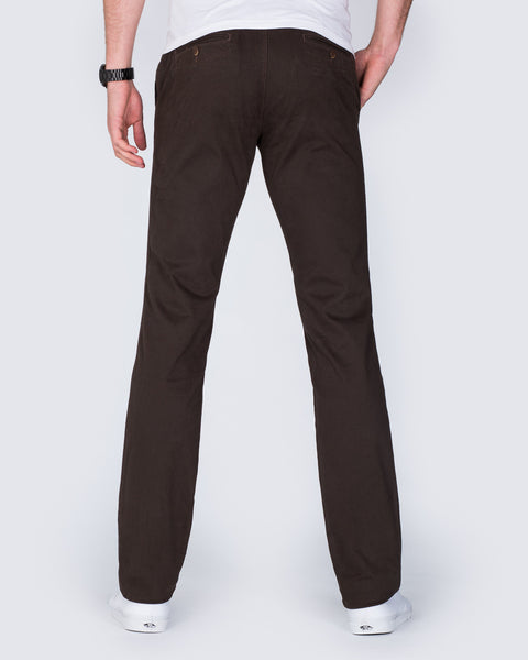 Redpoint Dark Brown Chino