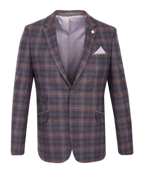Two Button Suit Blazer by Guide London