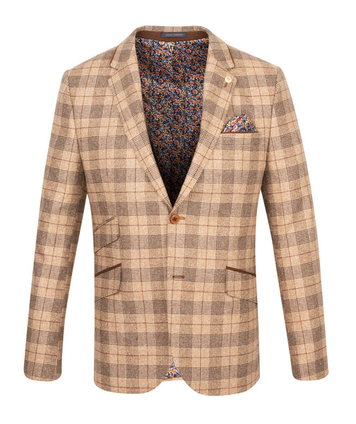 Guide London Tan Jacket