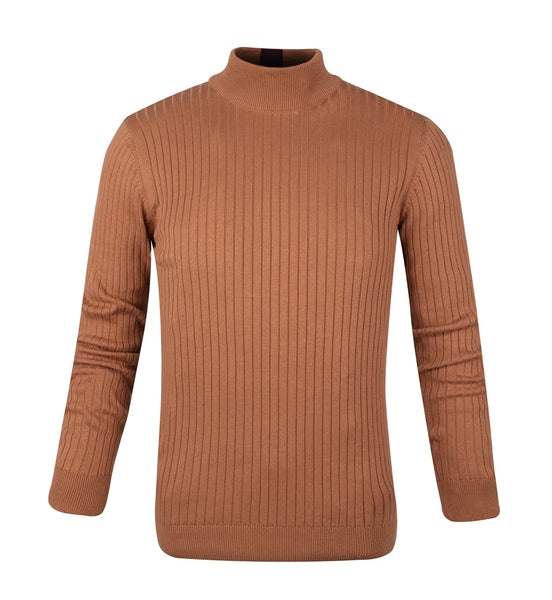 Guide London Guide London Knitwear Turtle Neck Bronze
