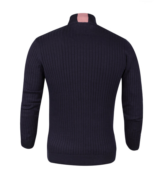Guide London Guide London Knitwear Turtle Neck Navy
