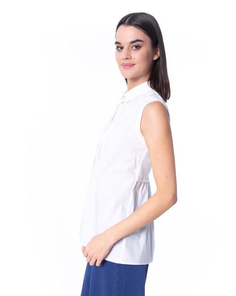 SILVIAN HEACH LONG BLOUSE