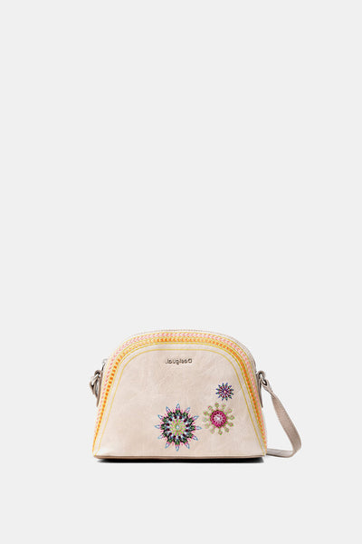 Sling bag embroidered mandalas ADA DEIA