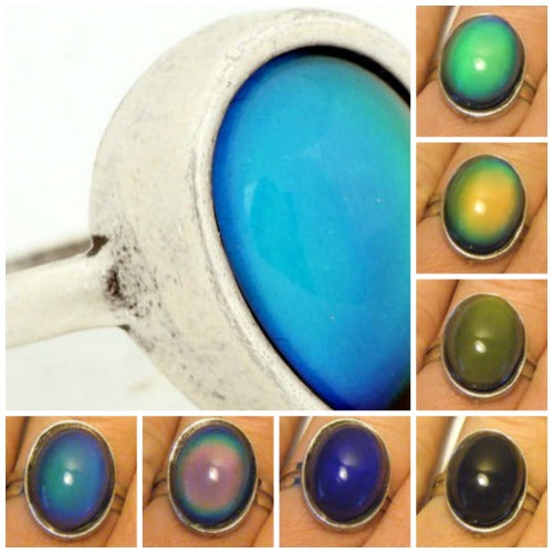 Mood Ring Color Chart Printable Image Gallery - Hcpr