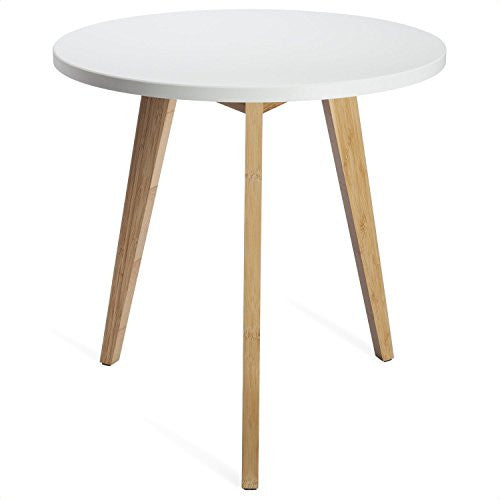 Modern Bamboo End Table from STNDRD