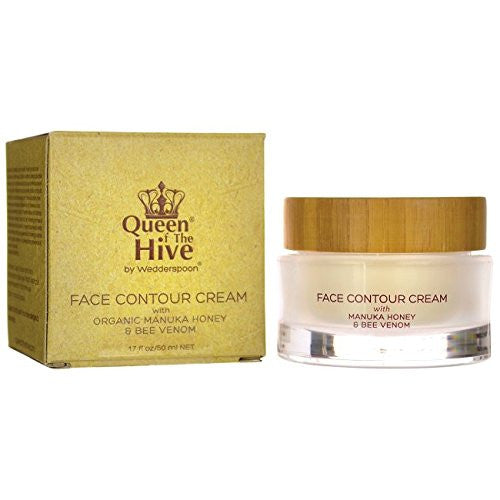 Queen of the Hive Manuka Honey and Bee Venom Face Cream 1.7 floz/50ml