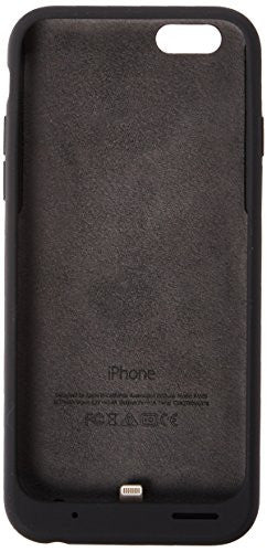 Apple Charcoal Gray Battery Case for iPhone 6 and 6S