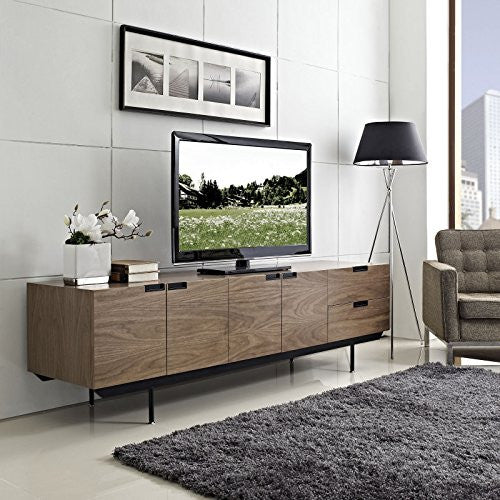 Herald Flat Screen TV Stand Credenza - Sideboard - Buffet Server