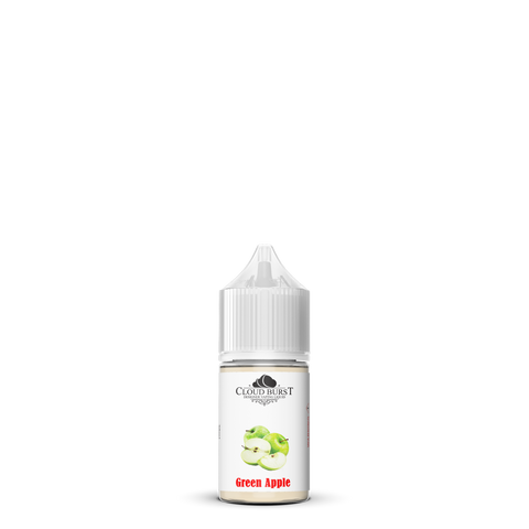 Cloudburst Nic Salts - Green Apple