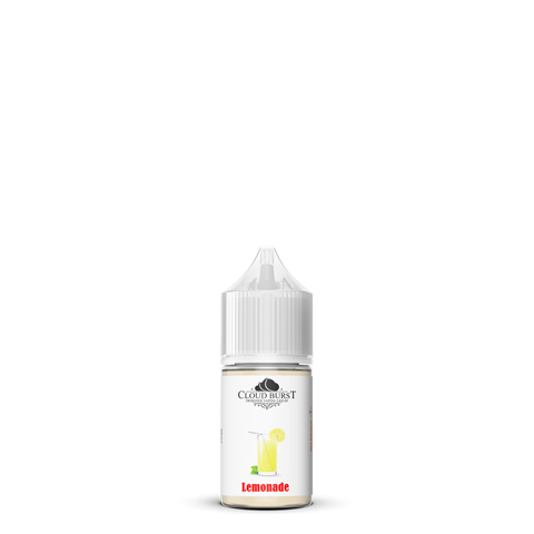 Cloudburst Nic Salts - Lemonade