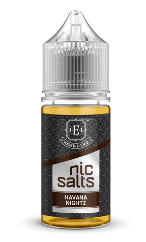 Havana Nightz Nic Salts 30ml - vape-hyper