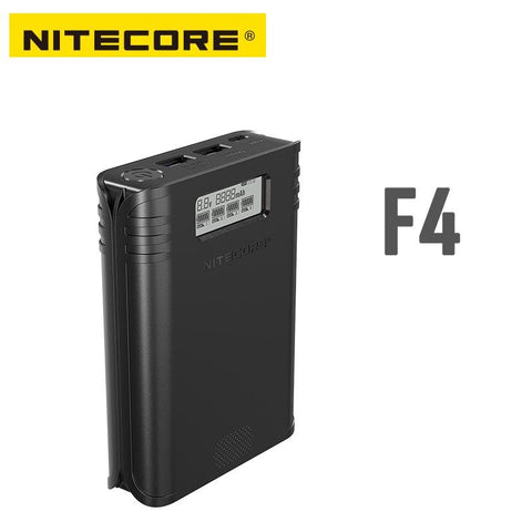 Nitecore F4 Power bank / charger