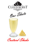 Cloud Burst One Shot - Custard Shake