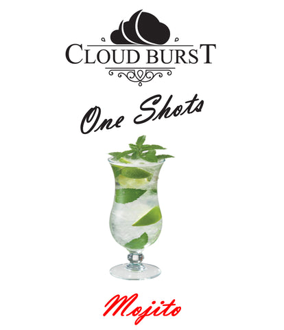 Cloud Burst One Shot - Mojito